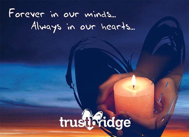 Forever in our minds...Always in our hearts...